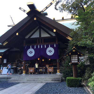 39、オススメ神社参拝コース(東京)の記事に添付されている画像