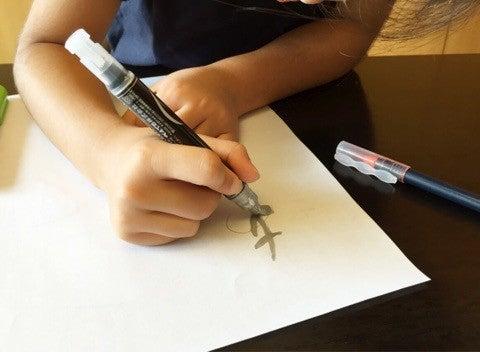 美文字レッスン ペン字教室 東京ペン字 都内ペン字 ボールペン字 ペン習字 硬筆 かきかた きれいな字 親子レッスン 夏休み ひらがな