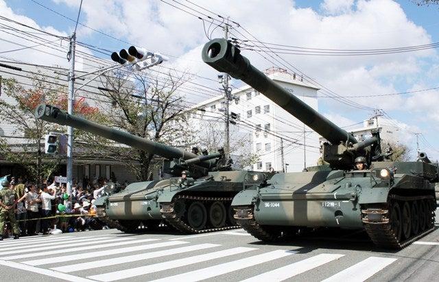 陸上自衛隊 野戦特科 | 戦車兵のブログ