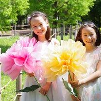 7月15日に川口住宅公園様にてジャンボフラワーのワークショップ開催の記事に添付されている画像