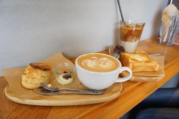 浅草 feb's cofee&sconeさんのスコーン