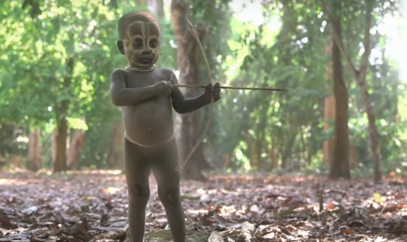 アンダマン諸島のジャラワ族・・現代人が人間動物園にして絶滅に ...
