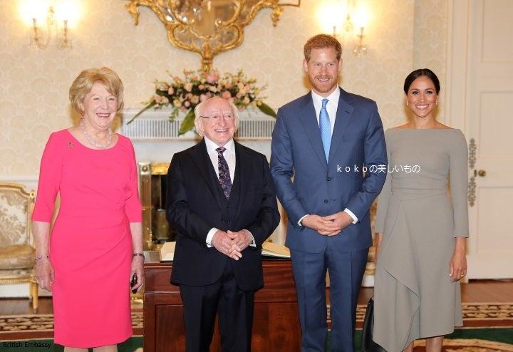 速報英国王室メーガン妃 ハリー...