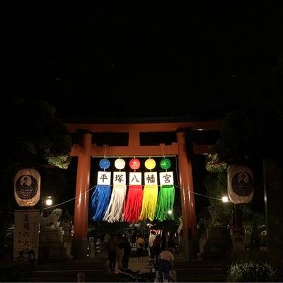 平塚 七夕祭りの記事に添付されている画像