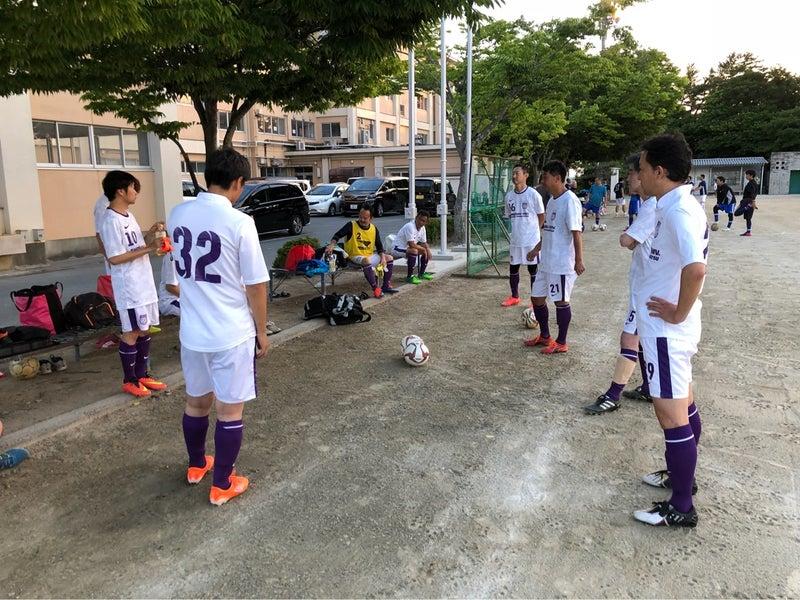 父親サッカー公式戦第2節@入野中...