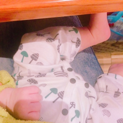 赤ちゃんと英会話レッスン ~part 2~の記事に添付されている画像