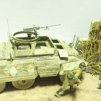 イタレリ 1/35 M20スカウトカー ②の記事に添付されている画像