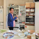 『キッチン』が苦手なライフオーガナイザーのための食器の整理収納プロ養成講座の記事より