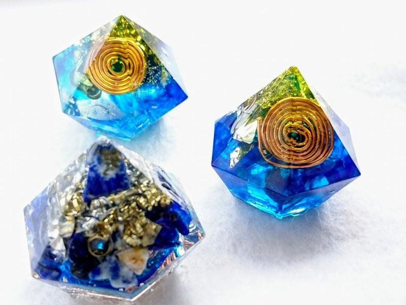 オルゴナイト画像