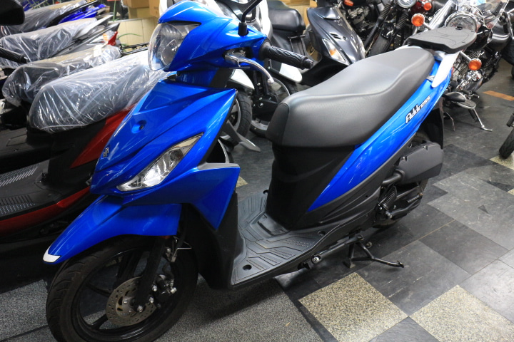 新入荷中古車 125cc スクーター 7月 ②