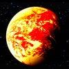 赤い地球の13日間スタート♪の画像