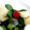 Rose Easy Three Dimensional Wreathの画像