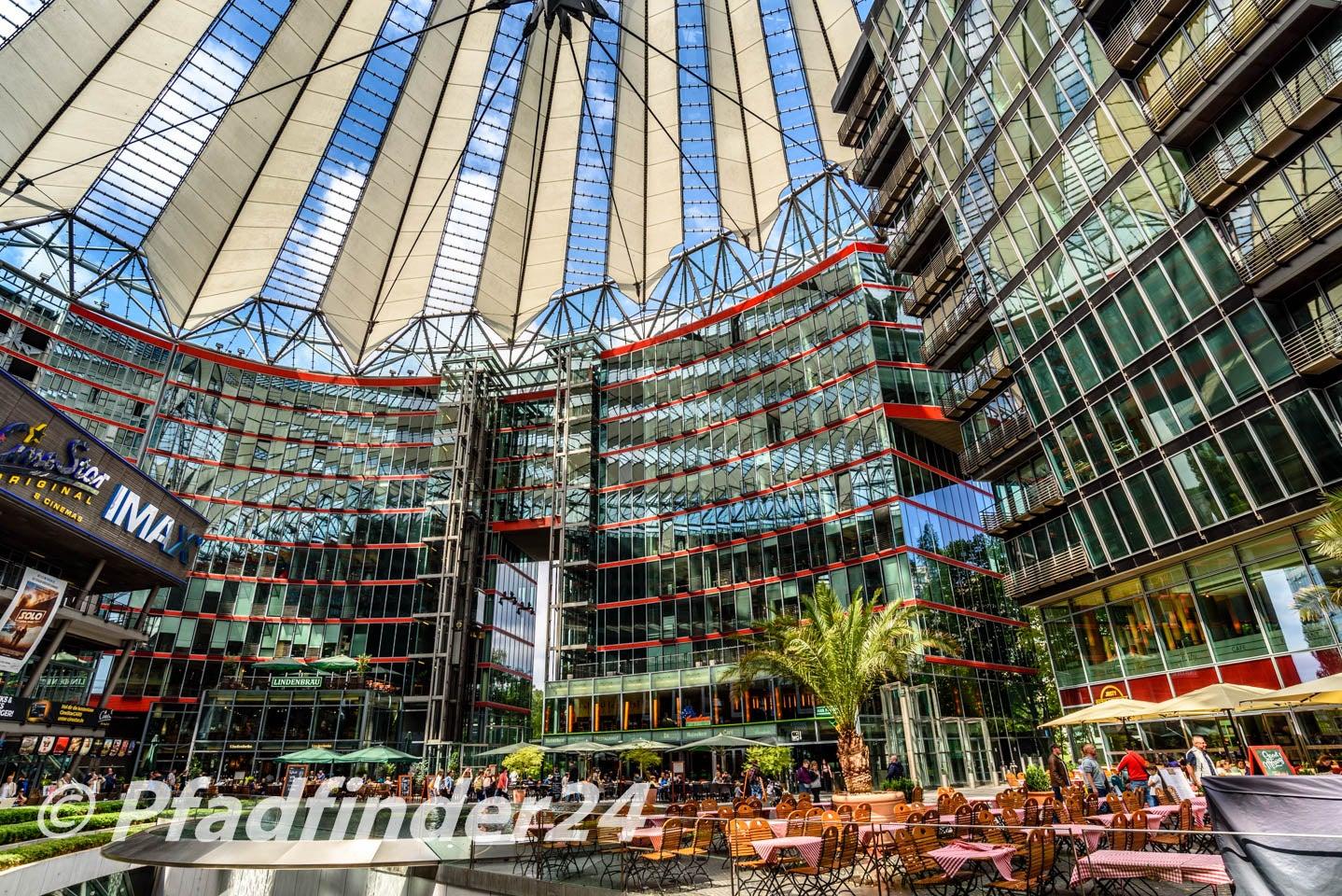 ベルリン ソニーセンター