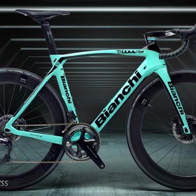 Bianchi(ビアンキ) 2019年の追加モデルが発表!!の記事に添付されている画像