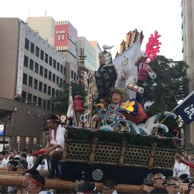 オッショイ‼️博多祇園山笠の記事に添付されている画像