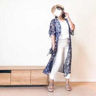 【ユニクロ】白×白コーデ*暑さに負けない!旅行コーデ