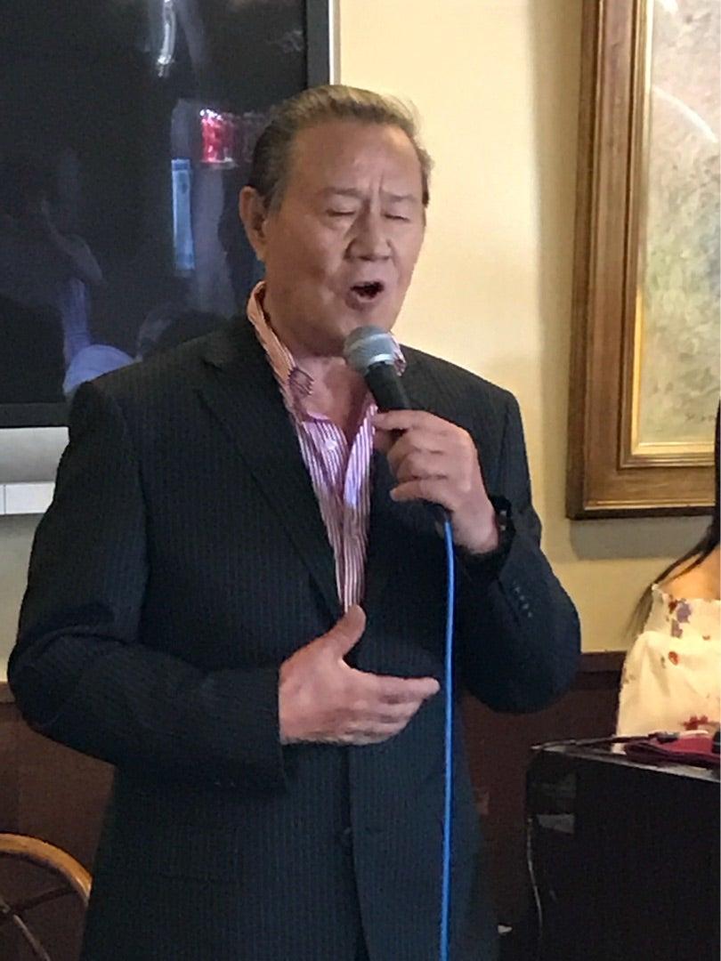 森次晃嗣さんのお店ジョリーシャポー30周年    「去年(2017年)の5月」