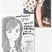 ♡素敵な絵♡カップ寿司♡タコミートサンド♡