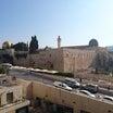 物々しい警備と神殿の丘に向かうユダヤ人たち《イスラエル旅行記32》