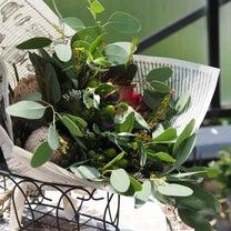 ワイルドフラワーの花束の記事に添付されている画像