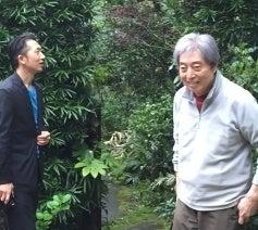 元内閣総理大臣 細川護煕さん不東庵を訪ねる★男の茶道/沼尻宗真