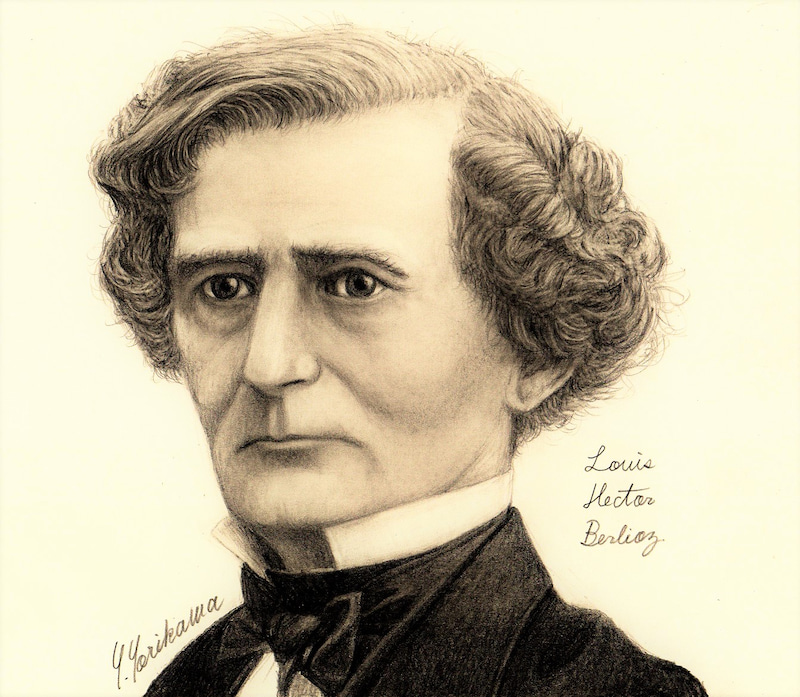 Louis Hector Berlioz ルイ・エ...
