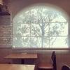 夕暮れ前のカフェにて。の画像