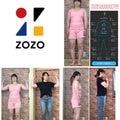 #ZOZOSUITの画像