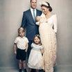 【英国王室】ルイ王子洗礼式オフィシャルフォト公開