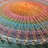 【9月8日】北條真理さんによる糸かけ曼陀羅vol3の画像