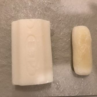 固形石鹸を最後まで使う術