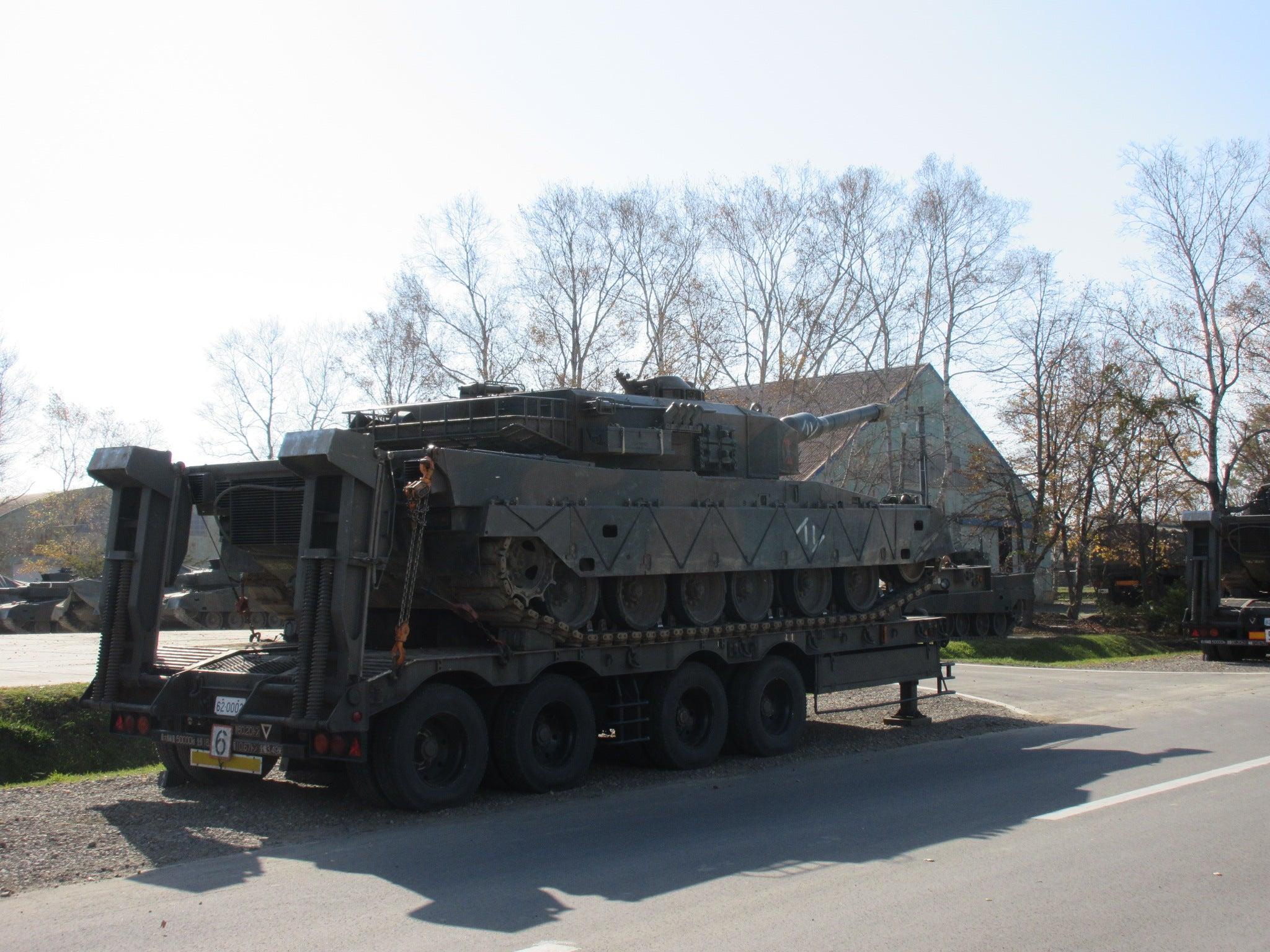 戦車兵のブログ陸上自衛隊 輸送科陸上自衛隊の職種紹介は、輸送科。