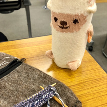 編み物勉強会