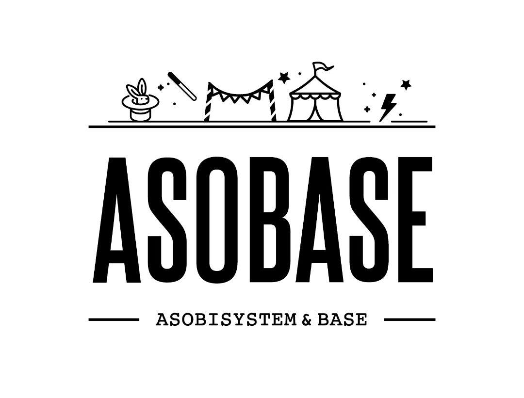 台風により、イベント ASOBASE Vol.2 中止となりました。