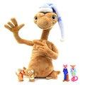 E.T./イーティーのぬいぐるみ&PVCとThePinkPanther/ピンクパンサーのPVC♪
