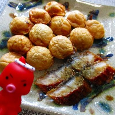 明石玉子焼粉セットで作る 土曜の丑の日!うなぎの明石焼き♪の記事に添付されている画像