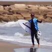 サーフィン界の間違った噂でロングジャケットは〜ウエットスーツも世界に一枚だけの自分用でしょ〜♪