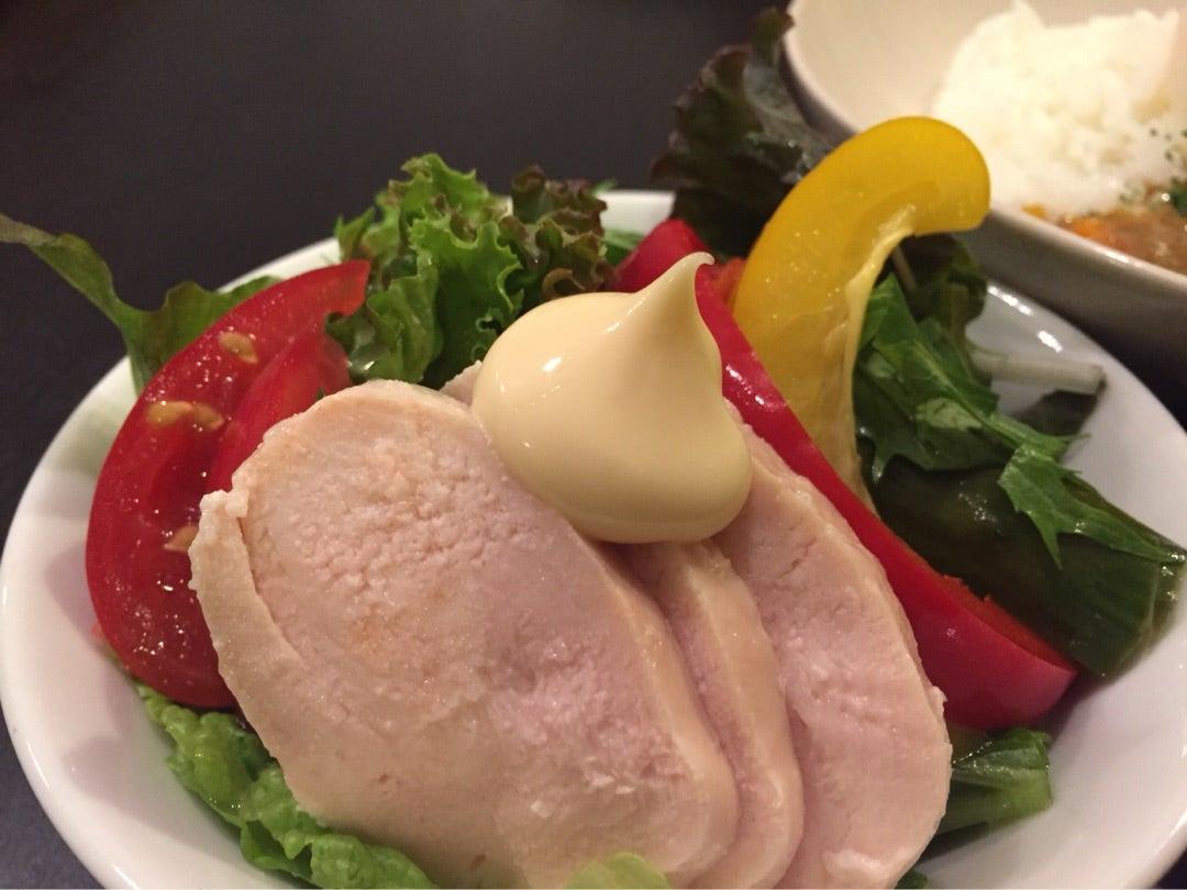 炊飯 器 チキン サラダ