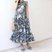 【夏らしい花柄が可愛い♡】休日に着たい花柄ワンピースとcocaポチ品♪
