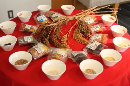 「健康と美肌につながる〜雑穀とドライフルーツのある食卓」講座の記事