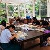 「那須コピスガーデン」でのトールペイント教室♫の画像