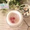 Newレッスン♡ハーバリウムみたいなお花のリップ「Fleur Lèvres(フルールレーブル)」の画像