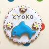 【ワークショップフェスタ2018】四つ葉のクローバー   アイシングクッキーの画像