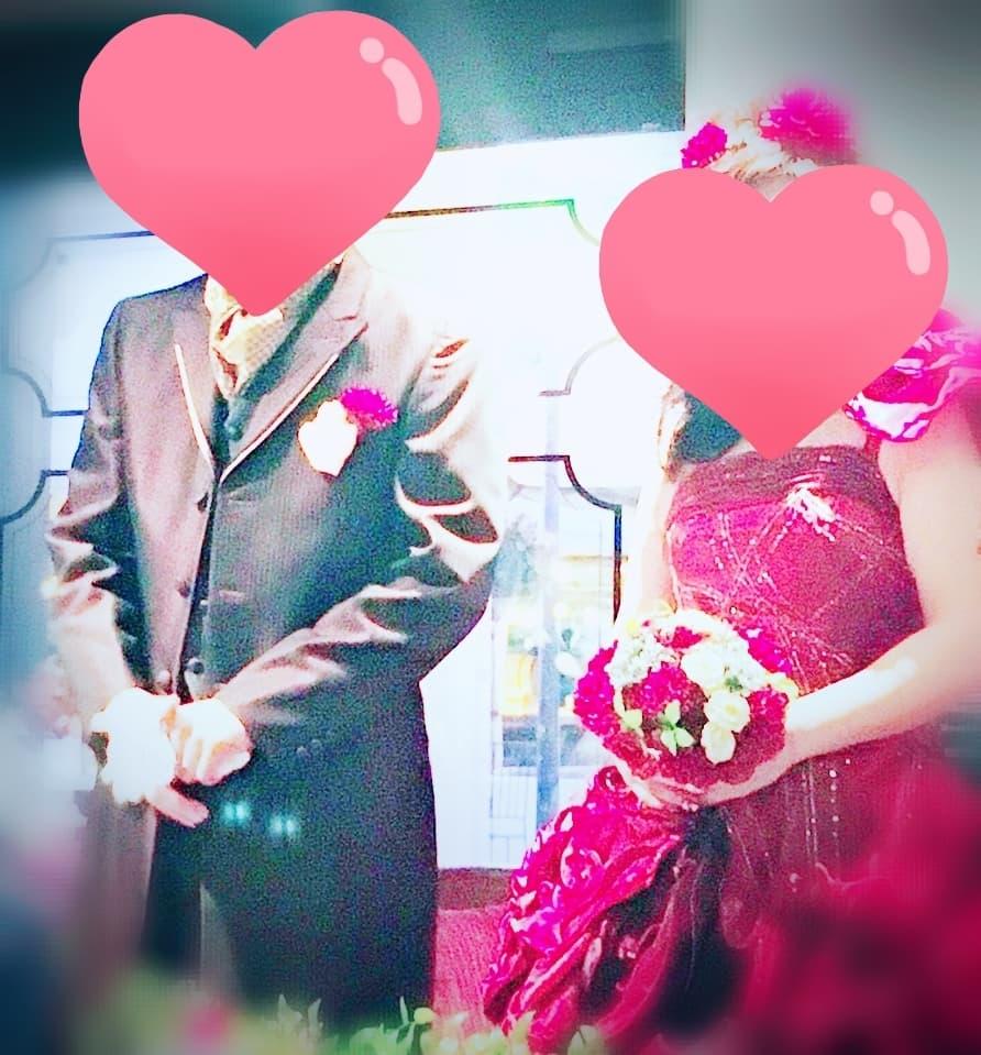 結婚式二次会にお呼ばれしました♡の記事より