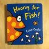 【オススメ英語絵本】夏にぴったりなお魚とアレ。の画像