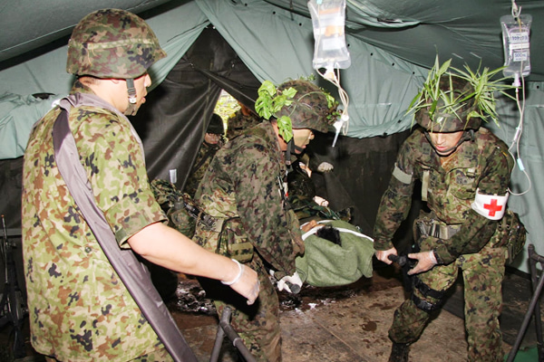 陸上自衛隊 衛生科 | 戦車兵のブログ