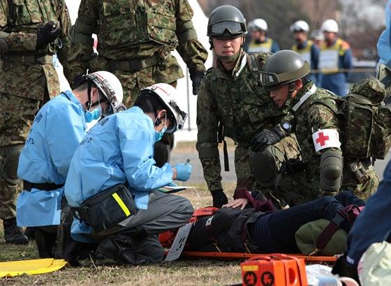 戦車兵のブログ陸上自衛隊 衛生科陸上自衛隊の職種紹介は「衛生科」。