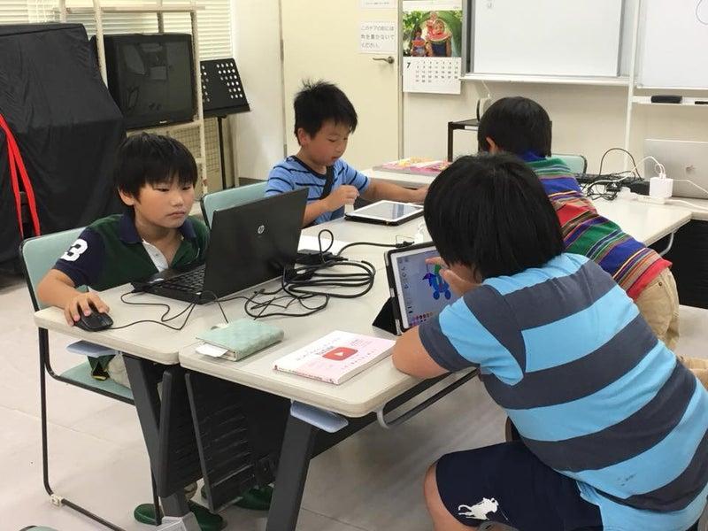 子どもプログラミングサークル