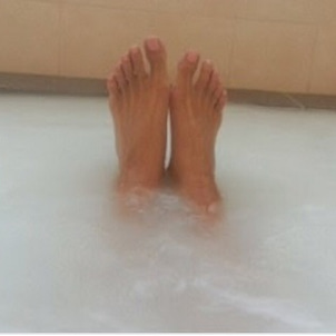 夏でも半身浴!~漢方湯~の画像