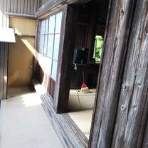 お寺サッシ工事初日の記事に添付されている画像